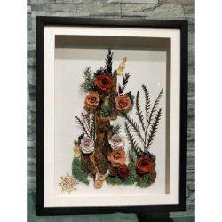 Venta online mejores conservados de las flores preservadas Flor eterna de la pintura para decorar