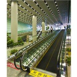 Для использования внутри помещений эскалатора торгового центра используется при перемещении ходьбы эскалатора