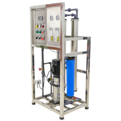 0.5T SS304/H Dispensador de agua del sistema de Osmosis Inversa tratamiento purificador filtro