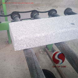 Preiswerter grauer Dalian-Granit-neuer G341 Granit Bush hammerte,/Sand-Blasted Bordstein