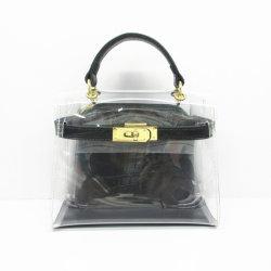 Piccola signora Jelly Bags 30531 del mercato 2019 del nuovo di svago della spalla della donna della borsa Tote di marmo coreano all'ingrosso di modo
