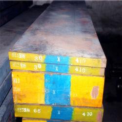 Esr-heiße Arbeit sterben Stahlwerkzeugstahl-flachen Stab H13