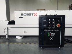 Máquina de tratamiento de la superficie de plasma que elimina el problema de la laminación de cine abierto
