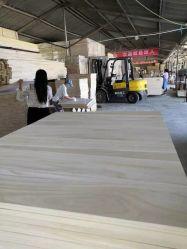 Paulownia bois carré pour la décoration intérieure