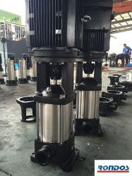 Pompa centrifuga a più stadi verticale dell'acciaio inossidabile (Cr, Istruzione Autodidattica, Crn), pompa di innesco, pompa ad alta pressione, pompa in-linea, pompa della puleggia tenditrice, pompa antincendio, pompa della conduttura