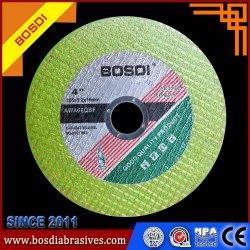 """4,5"""" 115X1X22.2мм абразивные режущий диск вырезать из нержавеющей стали"""