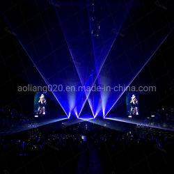 RGB 30W Laserlicht für Wasser-Bildschirm-Film-Laser-Erscheinen