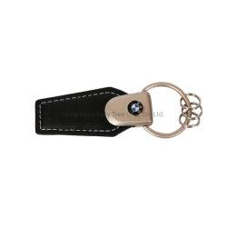 L'unità di elaborazione personalizzata catena chiave regalo promozionale/di Keychain di cuoio il metallo Keychain della catena chiave della pressofusione 3D