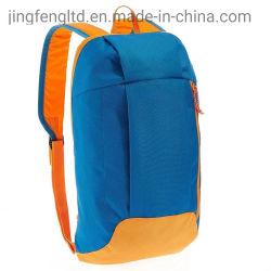 Commerce de gros sac à dos en nylon imperméable annonce personnalisée Outdoor School tissu sac