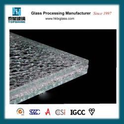 Больших размеров бронзовый сломанных льда слоистого стекла для создания