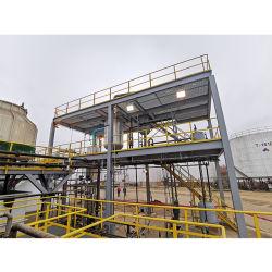 Impianto di lavorazione del glicerolo medico di buona qualità/olio da cucina usato per fare biodiesel/pianta centrale e piccola del biodiesel da vendere