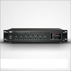 200W amplificador mezclador con FM+USB+MMC ++mando a distancia inalámbrico Bluetooth zonas+4