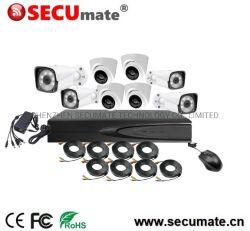 8ch HD 2.0MP 1080p AHD CCTV 카메라 키트