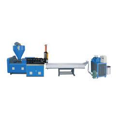 Fully Automatic pequena de plástico PET máquina de reciclagem de resíduos Resíduos plásticos