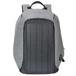 Designer Multifunções Whosale porta USB de alimentação de energia solar Saco de viagem mochila inteligente (RS-ECE-681S)