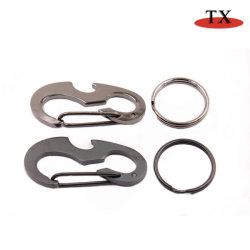 Поощрение сувенирный короткий зажим металлический крюк ремня карабин цепочке для ключей