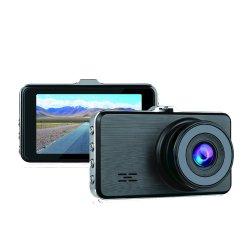 HD voiture DVR/Boîte noire/voiture/enregistreur vidéo des caméras avec caméras Doul 3.0screen (avp035E021)