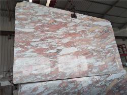 천연 석재 바닥/벽면을 위한 로사 노베이지 대형 곡물 대리석 슬랩/타일/카운터탑/계단/실/기둥/모자이크 인테리어 장식