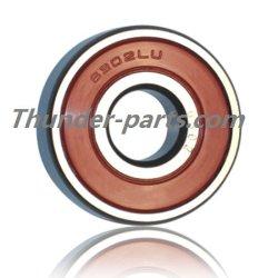 Motociclo Rolamentos de cerâmica/Moto Cojinetes/Rodamientos Motor de y Rueda 6302-OLL