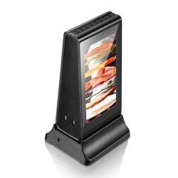 """Affichage LCD 7"""" Tableau debout Media Player pour l'intérieur de la publicité"""