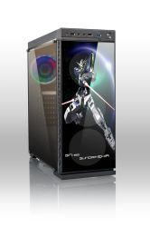 3D-изображение стекла игры случае средняя башня для изготовителей оборудования на заводе для дистрибьюторов