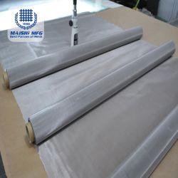 316L 600meshのステンレス鋼フィルター網