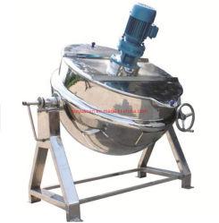 [توب قوليتي] [فوود ميإكسر] يسخّن/بخار غلاية [جكتد]/صناعيّة يطبخ آنية مع خلّاط