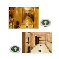 Hospital Hotel Road Guide Light with High Quality Underground Lamp