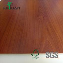 Grad-rote Eiche lamelliertes Blockboard der Fabrik-3A mit Malacca-Kern