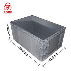 صنع وفقا لطلب الزّبون تخزين شركة بلاستيك لأنّ [أوتو برت] صندوق مع غطاء