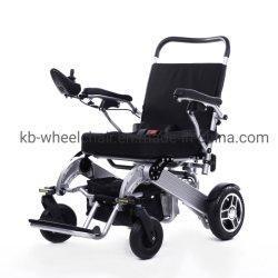 Léger et portable populaire fauteuil roulant électrique