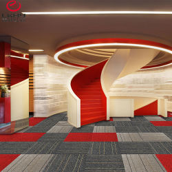 Pvc Floor Tentoonstelling Commercial Carpet Tiles Wholesale Carpet Factory Office Carpet Tile _Home Carpet Tiles