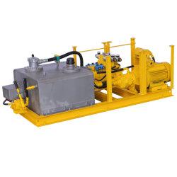 Conception et fabrication Pack de puissance hydraulique pour treuil