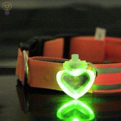 [لد] قلب برق محبوبة مدلّاة أمان بطاقة قلب [إيد] مدلّاة