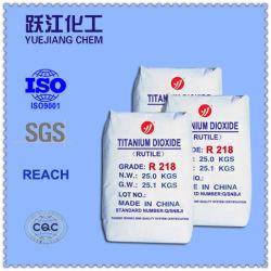 Titandioxid R218 Lack Weißgummi