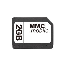 128mb 256mb 512MB 1GB 2GB RS-MMC Mobile RS-MMC Multimedia Card Tarjeta MMC de doble voltaje