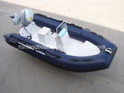 Boot van de Rib van China de Kleine Goedkope/Opblaasbare RubberBoot/de Boot Rib390b van de Sport voor Verkoop