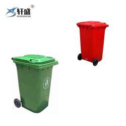 Venda por grosso no mercado sul-americano de lixo de plástico no exterior, recipiente de lixo