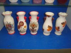 Домашняя оформление керамическая ваза с любовью шаблон проектирования