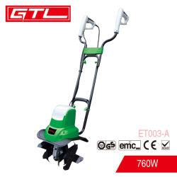 Outils de jardin petite Agriculture Machinery 760W Electric Mini motoculteur le cultivateur