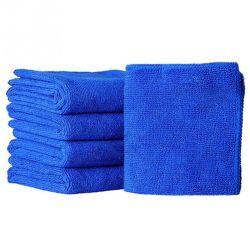 Auto-Wäsche-Installationssatz Microfiber Putztuch-Tücherrags-Schwamm-Wäsche-Handschuh-und Teppich-Pinsel