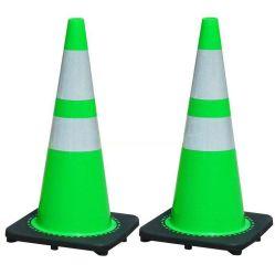 PVC 교통 안전 도로 스포츠 경고 교통 표지 콘