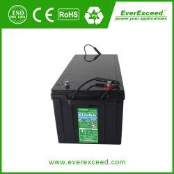 Everexceed FT Gama Gellyte UPS// Solar das luzes/Telecom/carrinho de golfe 12V 120Ah AGM gel recarregável bateria VRLA