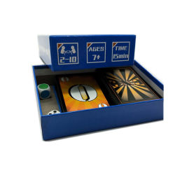 Tarjetas de juego de adultos personalizado para el Bar de vinos o Club de juegos de mesa de embalaje Natural