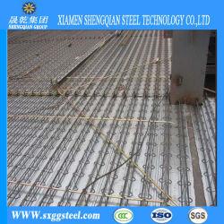 建築材料のための合成補強鋼鉄棒床のDeckingシート