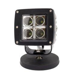 4×4 اكسسوارات سيارات 4×4 12 وات ضوء عمل LED زيادة الضوء القضيب قطع الطرق الوعرة