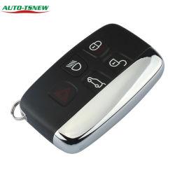 Автомобиль без ключа Rangrover Landrover интеллектуальный пульт ДУ кнопка 4+1 кнопки 315Мгц с 7953микросхема ptt