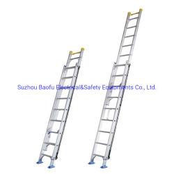 Gs-Aluminiumlegierung 2-Section, die Extensions-Strichleiter schiebt