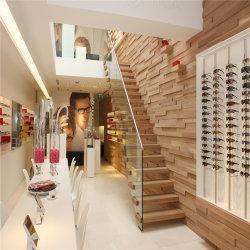 高品質厚い階段踏面が付いている木製階段部品