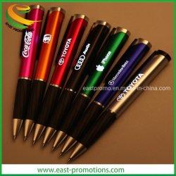 Voyant LED personnalisé Logo Stylo à bille stylos promotionnels pour la publicité